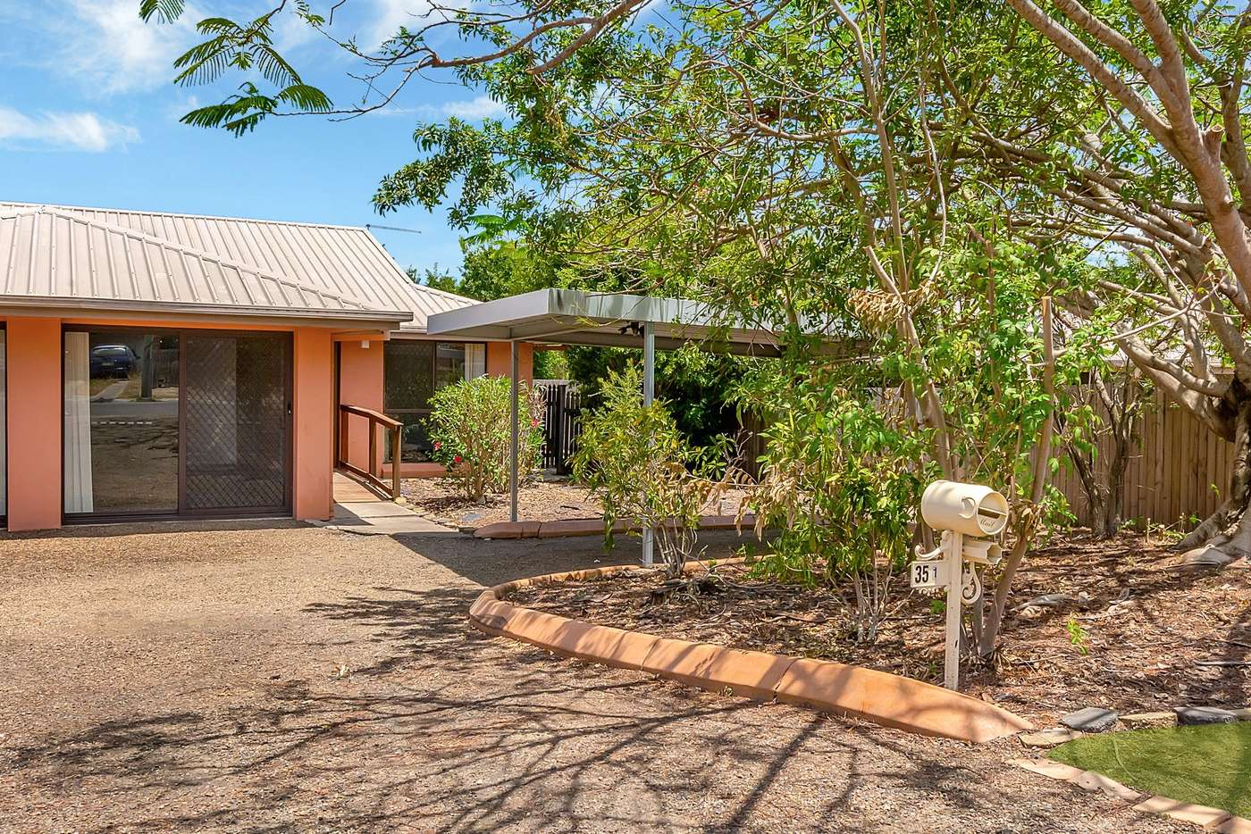 Main view of Homely semiDetached listing, 1/35 Somerfield Street, Redbank Plains QLD 4301