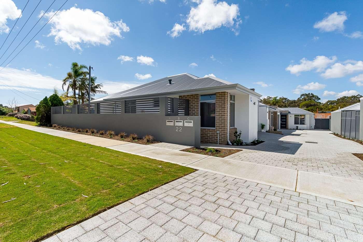 Main view of Homely villa listing, Lot 2, 22 Davallia Road, Duncraig, WA 6023