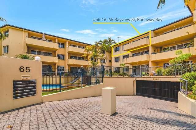16/65 Bayview Street, Runaway Bay QLD 4216