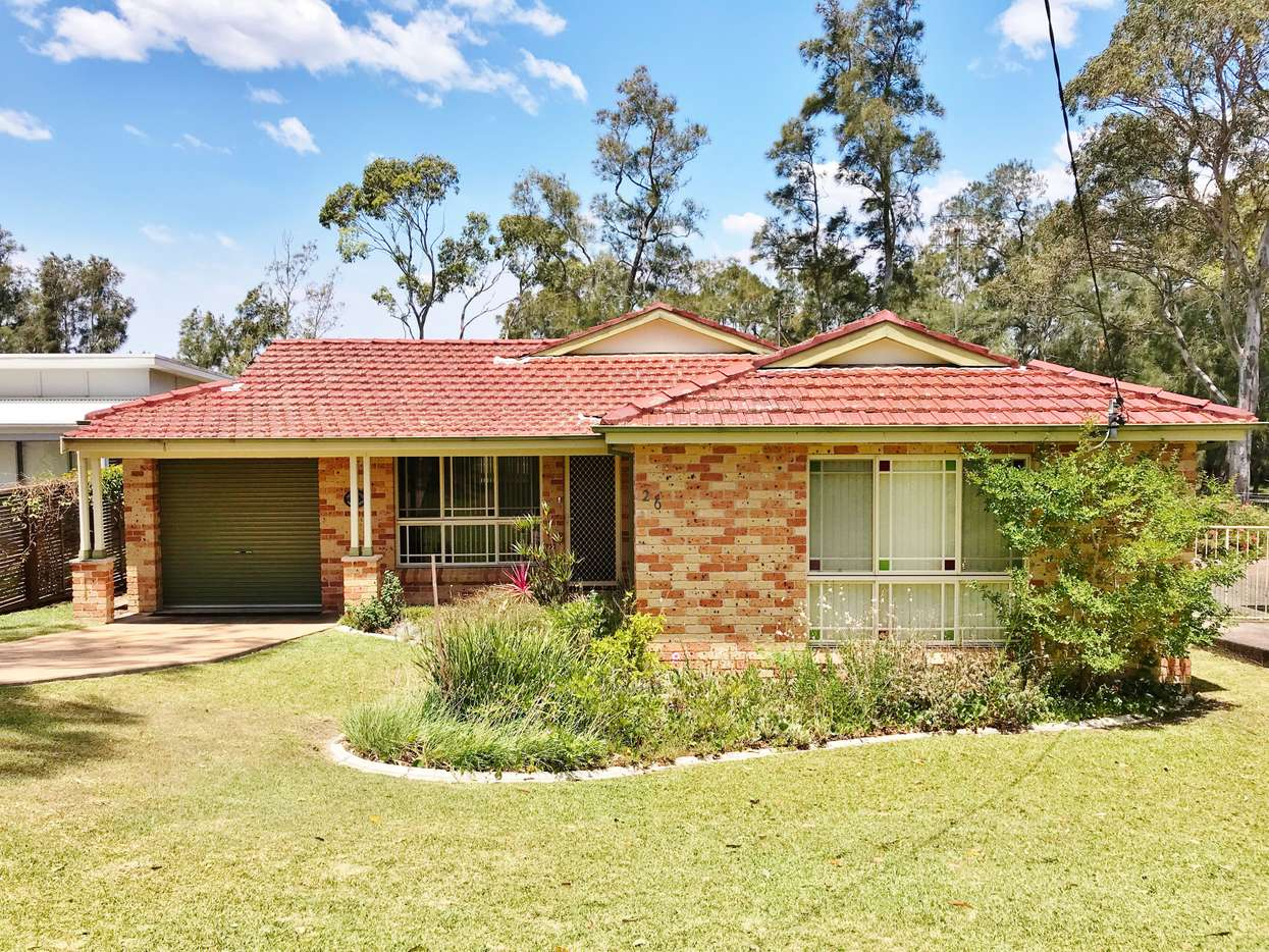 Main view of Homely house listing, 26 Liamena Avenue, San Remo, NSW 2262