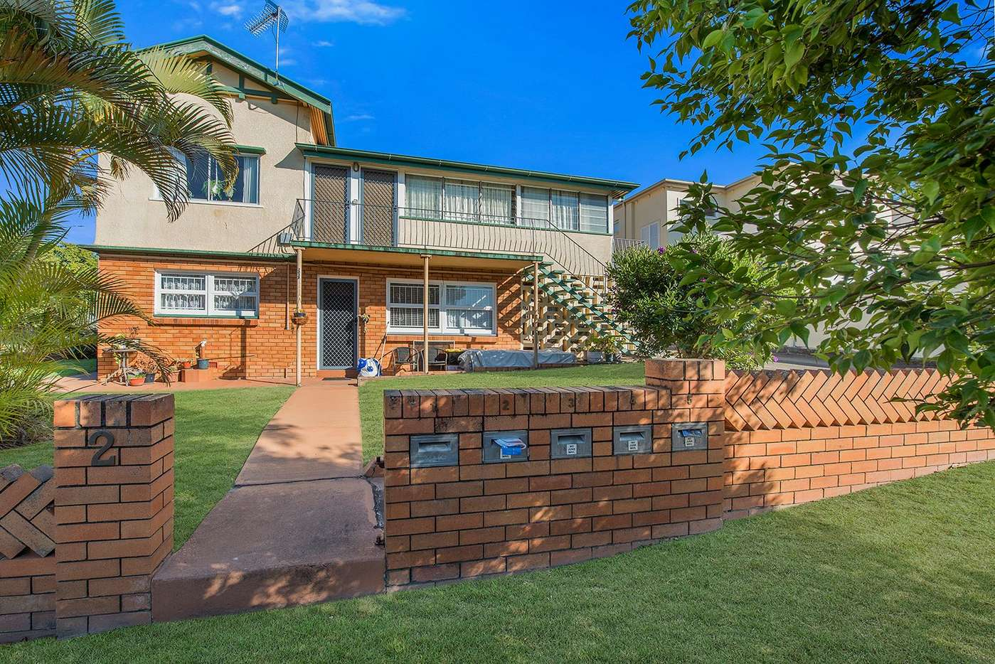 Main view of Homely unit listing, 2/2 Groom Street, Gordon Park, QLD 4031