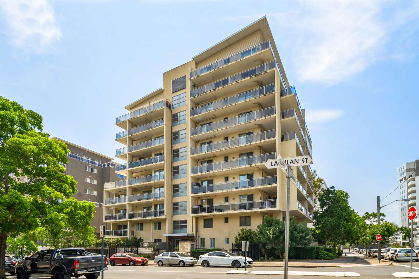 Main view of Homely apartment listing, 19/49 Lachlan Street, Warwick Farm, NSW 2170