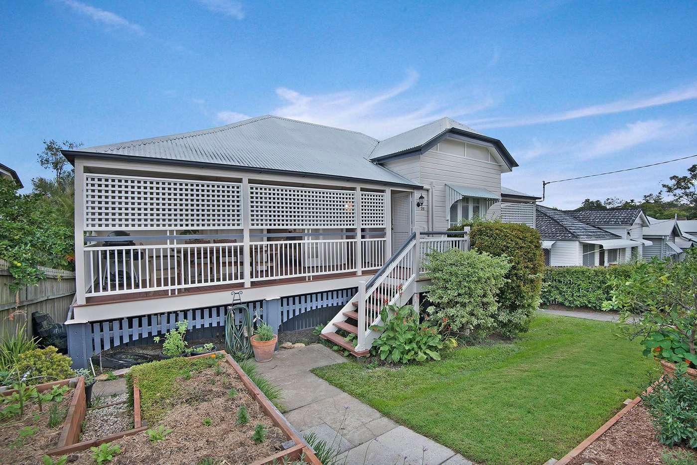 Main view of Homely house listing, 26 Wesley Street, Lutwyche, QLD 4030