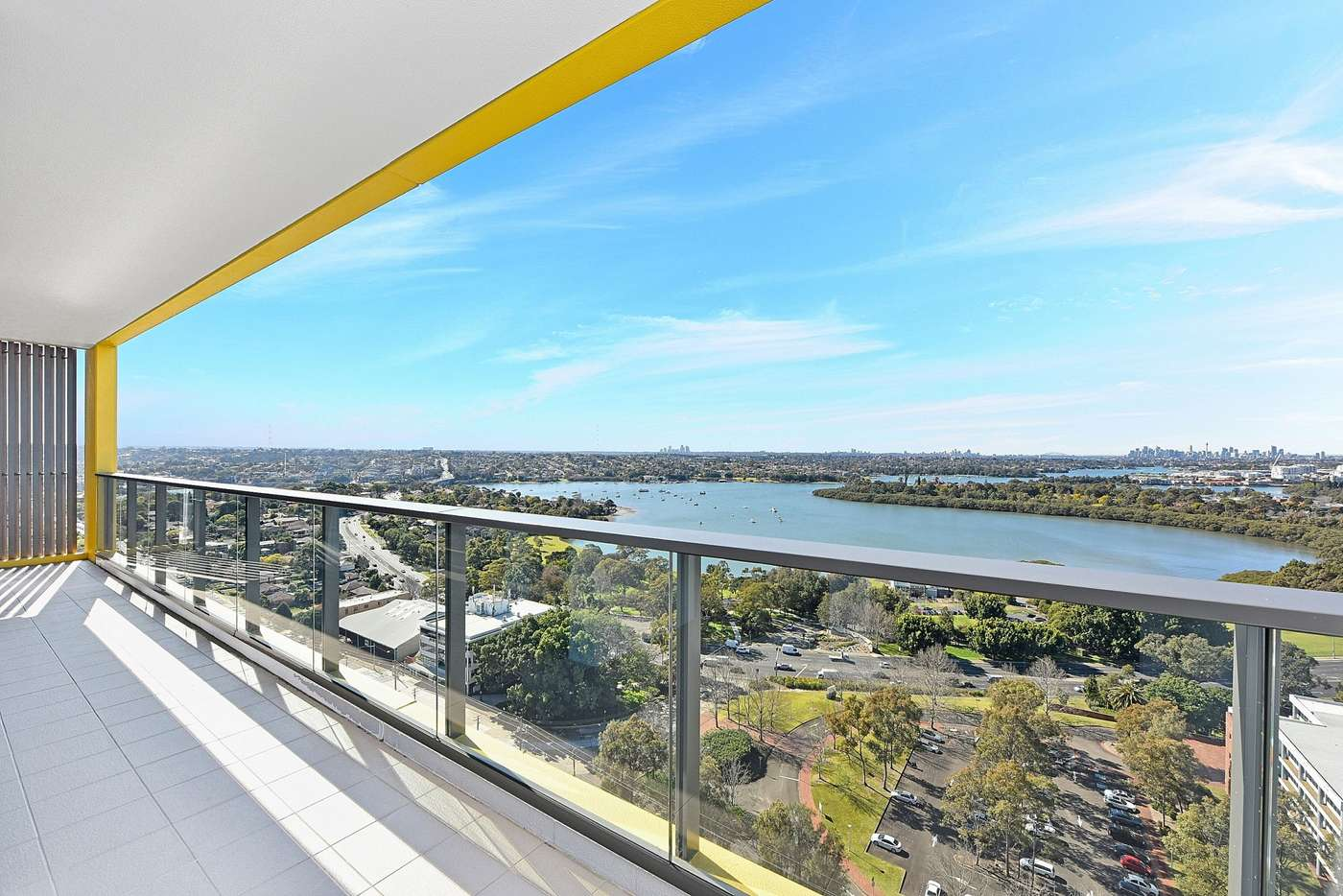 Main view of Homely apartment listing, 1403/7 Rider Boulevard, Rhodes, NSW 2138
