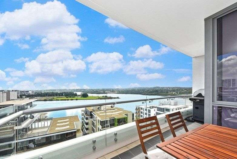 Main view of Homely apartment listing, 1408/87 Shoreline Drive, Rhodes, NSW 2138