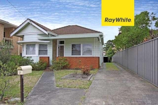 21 Edward Street, Carlton NSW 2218