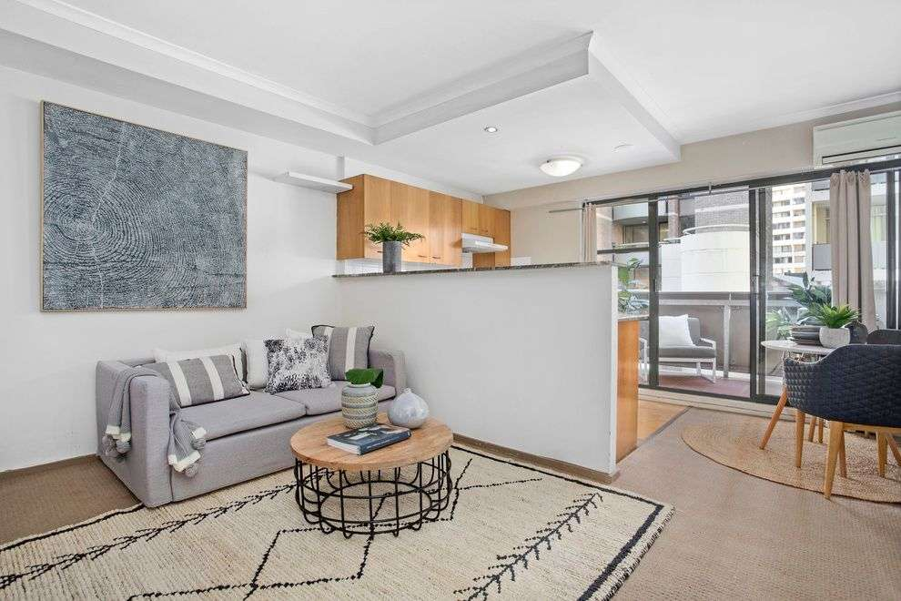 Main view of Homely apartment listing, 309/1 Poplar Street, Surry Hills, NSW 2010