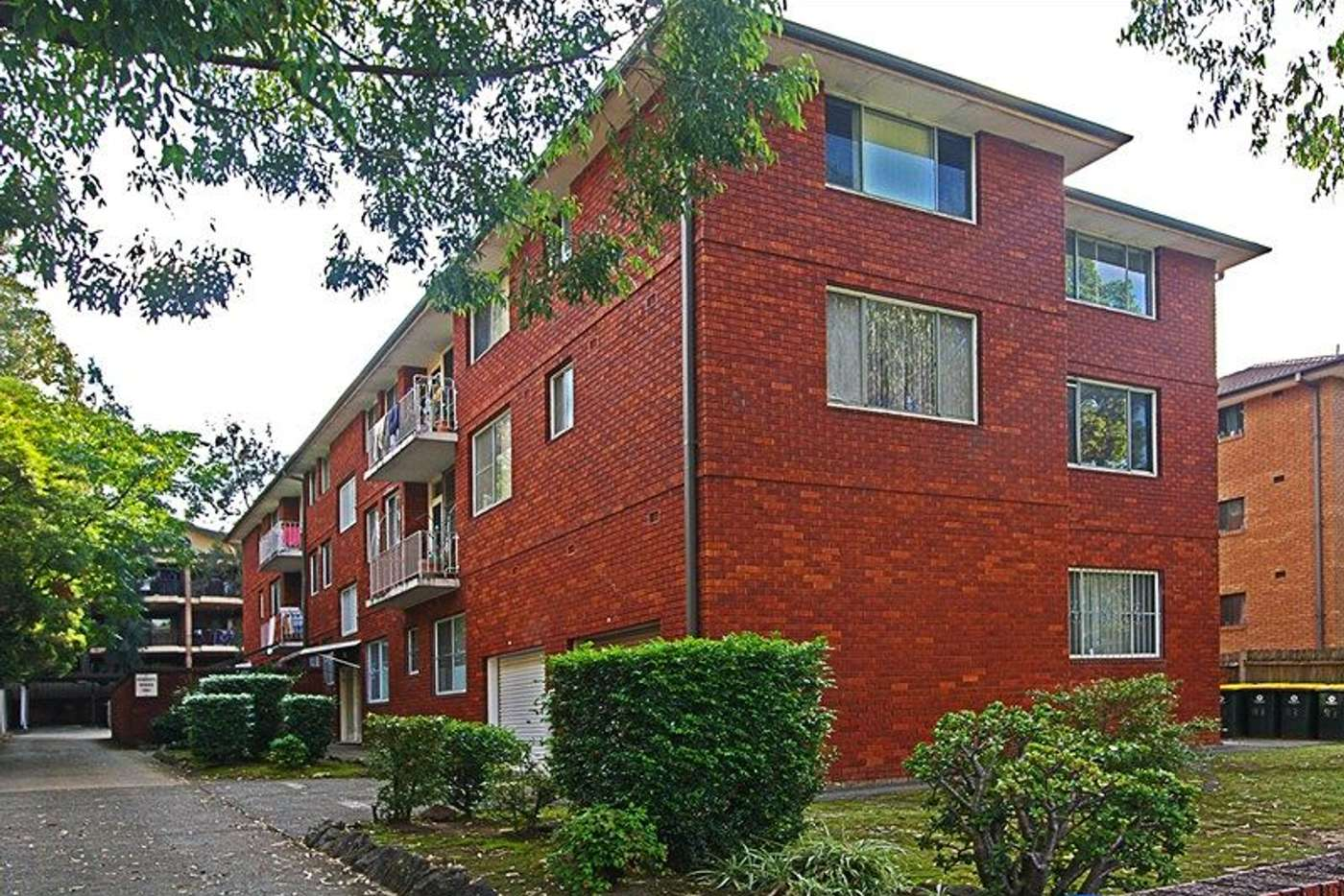 Main view of Homely unit listing, 11/83 Lane Street, Wentworthville NSW 2145
