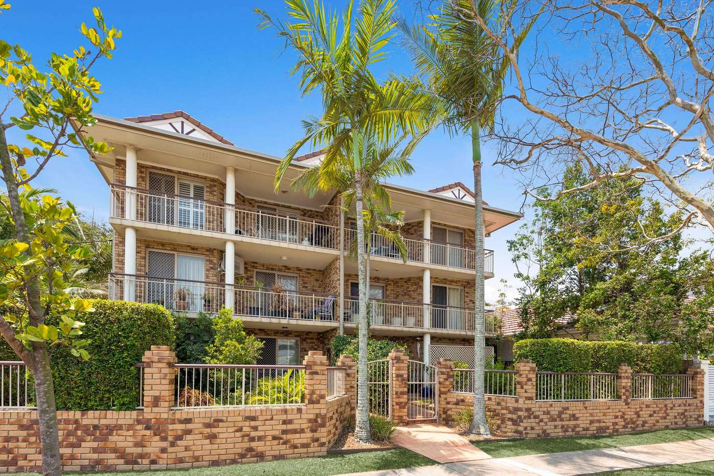 Main view of Homely unit listing, 5/1 Napier Street, Ascot, QLD 4007
