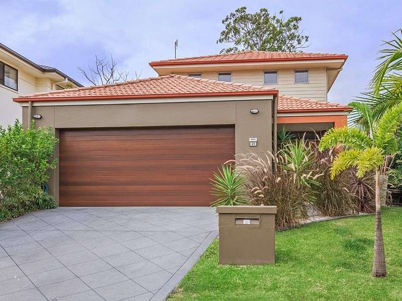 Main view of Homely house listing, 25 Royal Links Drive, Robina, QLD 4226