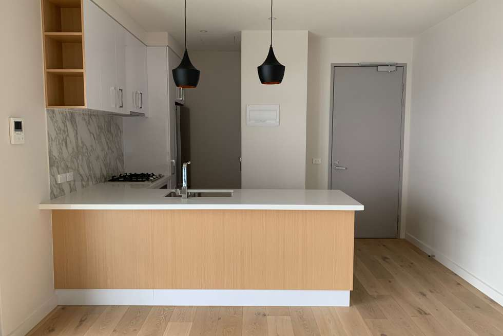Second view of Homely apartment listing, 504/37 Burgundy Street, Heidelberg VIC 3084