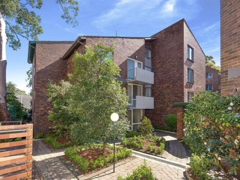 Main view of Homely apartment listing, 3/58 Epping Road, Lane Cove, NSW 2066