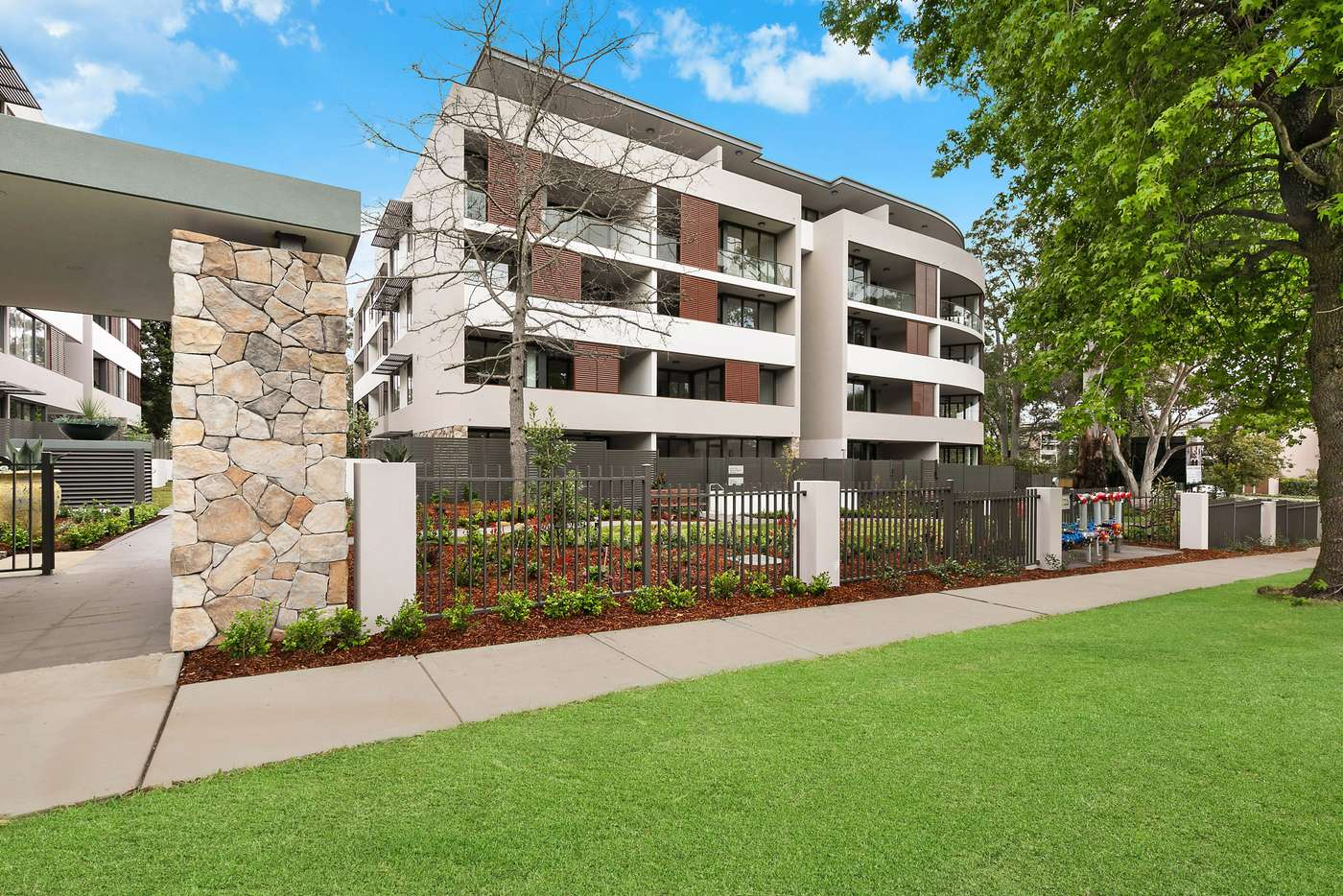 Main view of Homely apartment listing, A105/124-128 Killeaton Street, St Ives NSW 2075
