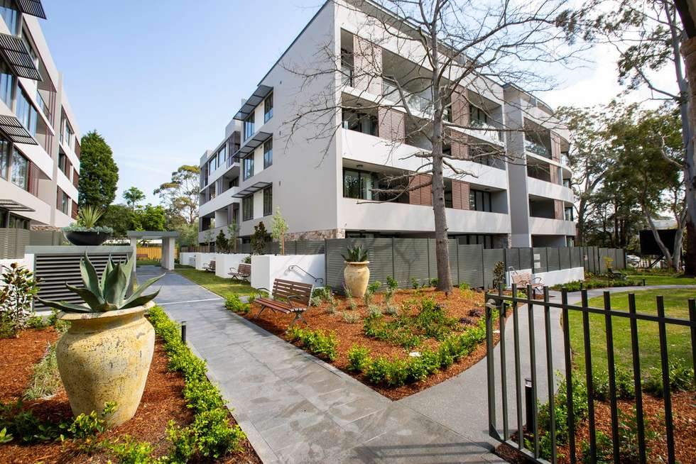 Second view of Homely apartment listing, A105/124-128 Killeaton Street, St Ives NSW 2075