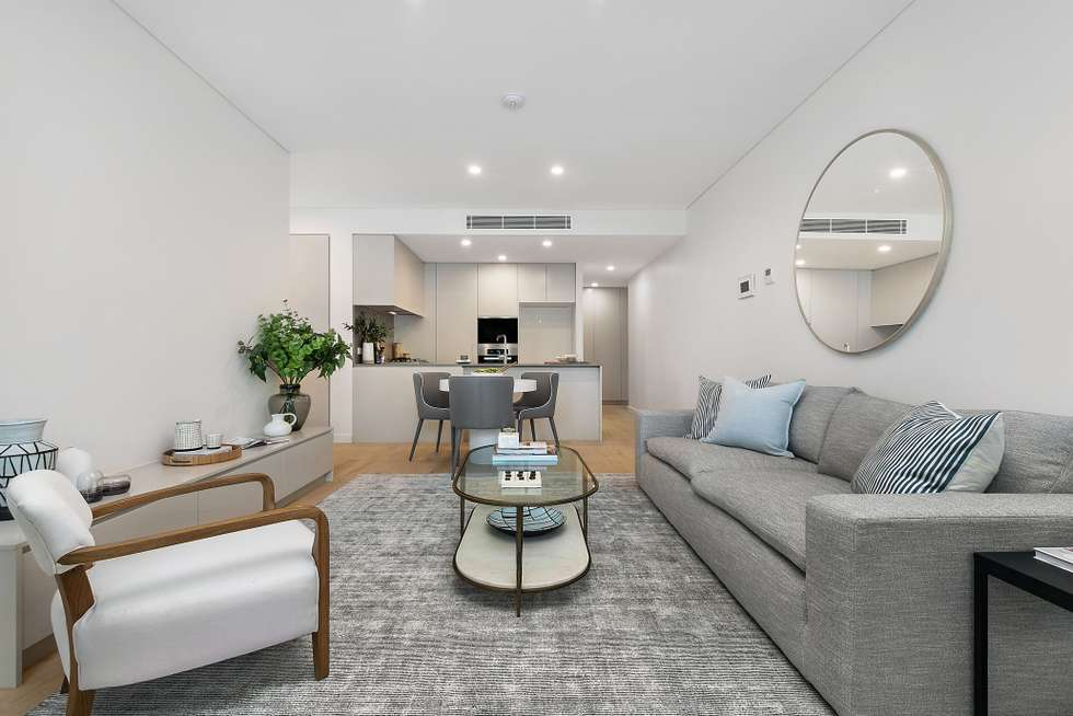 Third view of Homely apartment listing, A105/124-128 Killeaton Street, St Ives NSW 2075