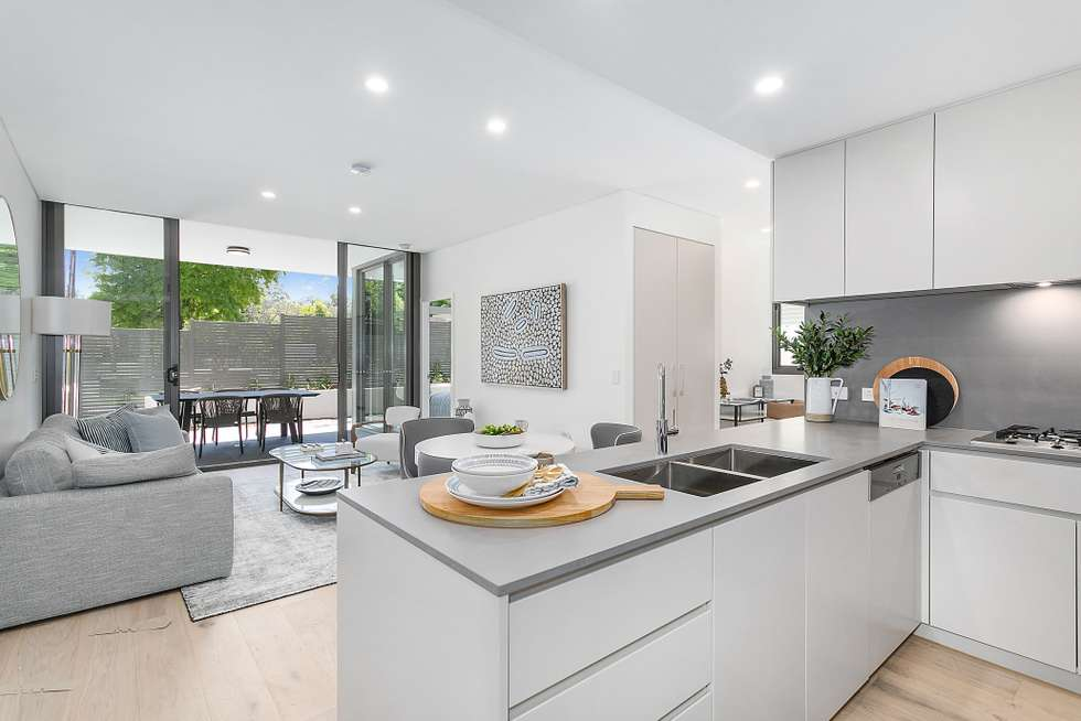 Fourth view of Homely apartment listing, A105/124-128 Killeaton Street, St Ives NSW 2075