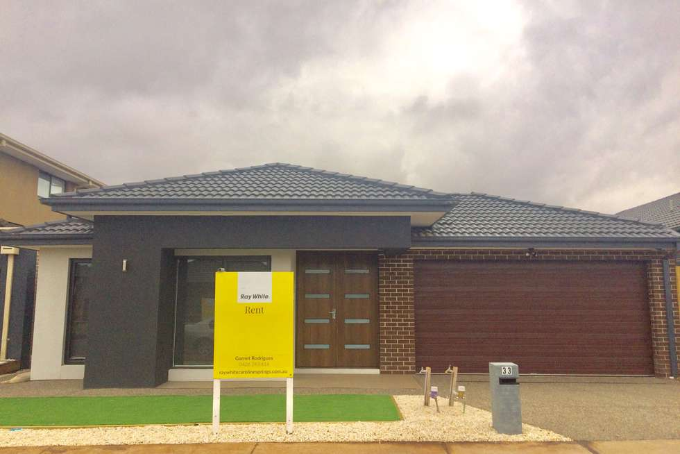 Third view of Homely house listing, 33 Tedcastle Drive, Aintree VIC 3336