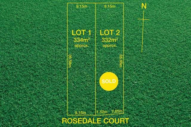 Lot 2,3 Rosedale Court, Newton SA 5074