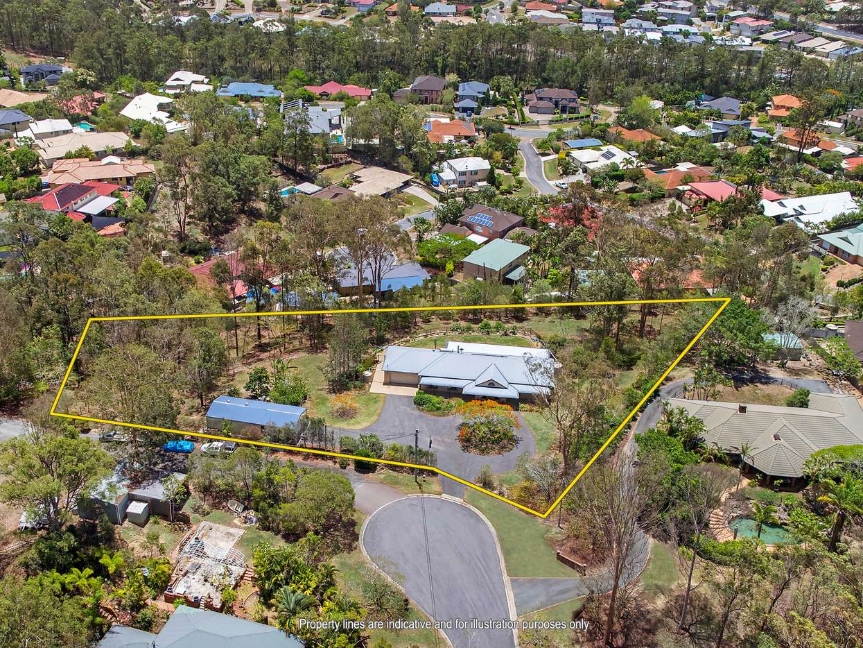 Main view of Homely house listing, 4 Barton Court, Eatons Hill, QLD 4037