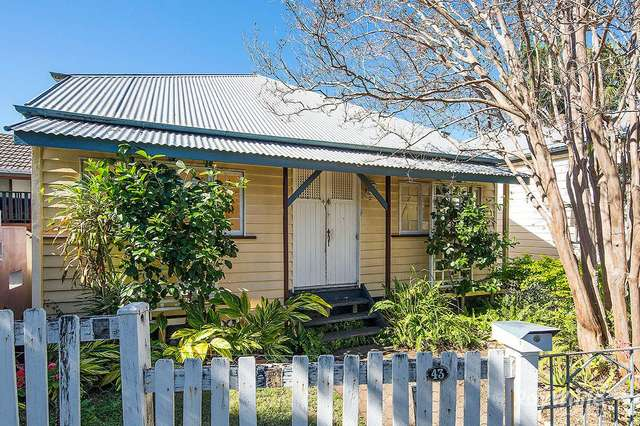 43 Swan Terrace, Windsor QLD 4030
