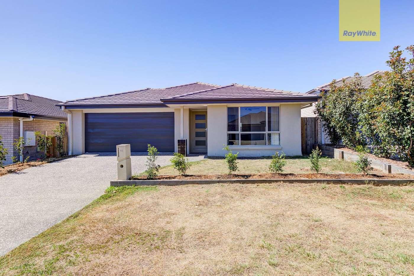 Main view of Homely house listing, 46 Treeline Circuit, Yarrabilba, QLD 4207