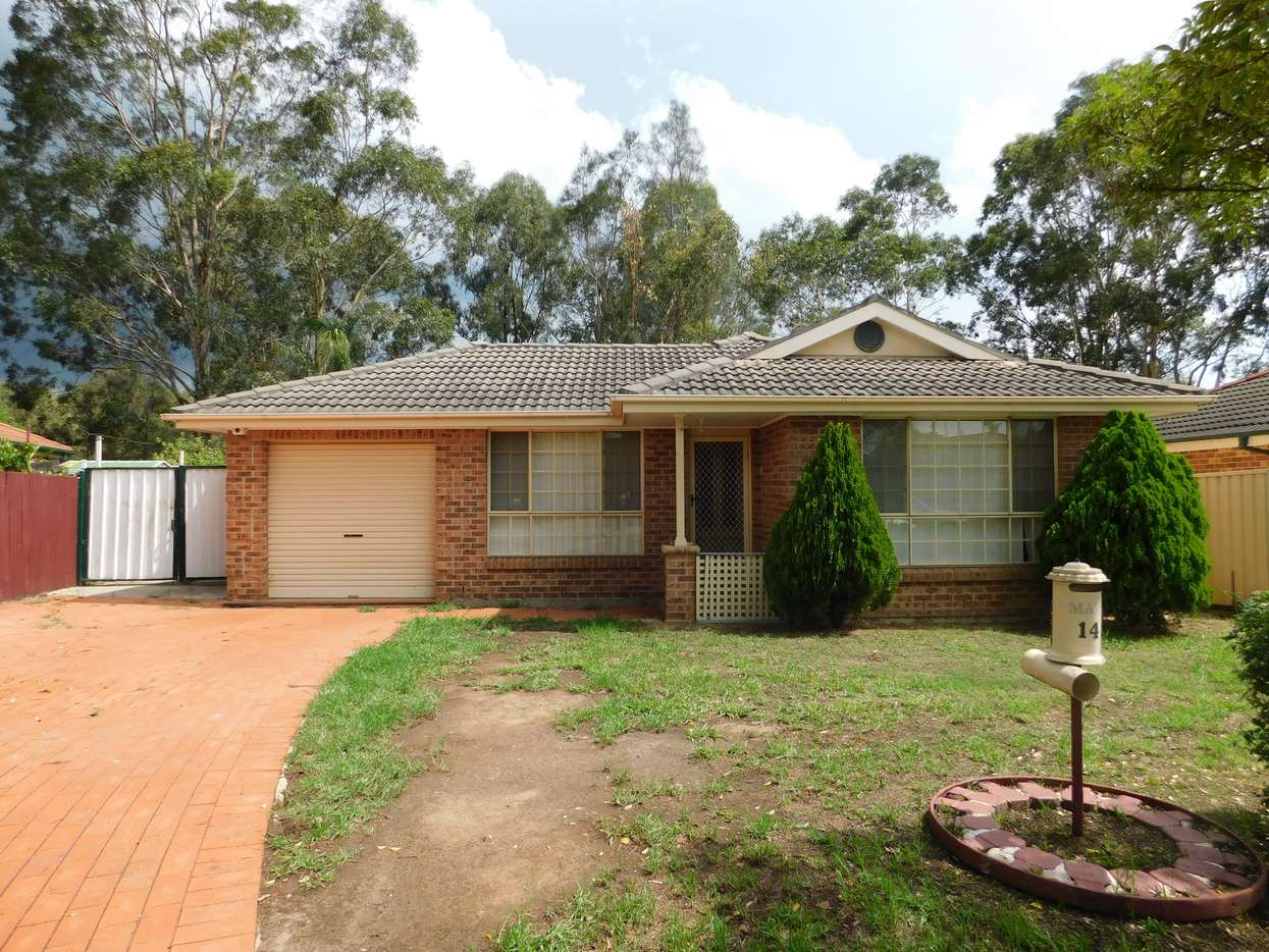 Main view of Homely house listing, 14 Magpie Road, Green Valley, NSW 2168