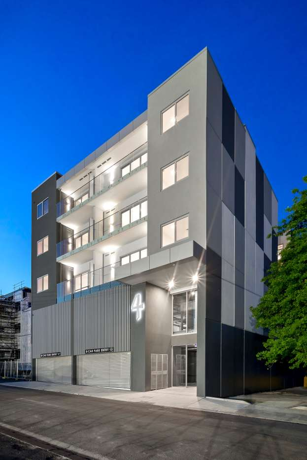 Main view of Homely apartment listing, 401/4 Villa Street, Heidelberg, VIC 3084