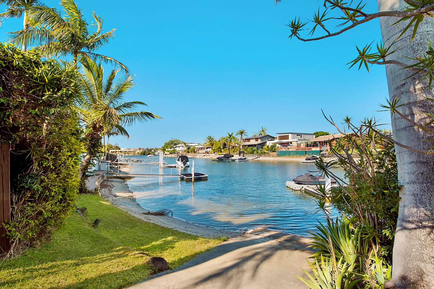Main view of Homely house listing, 1 Conifer Crescent, Broadbeach Waters QLD 4218