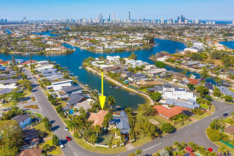 Third view of Homely house listing, 1 Conifer Crescent, Broadbeach Waters QLD 4218