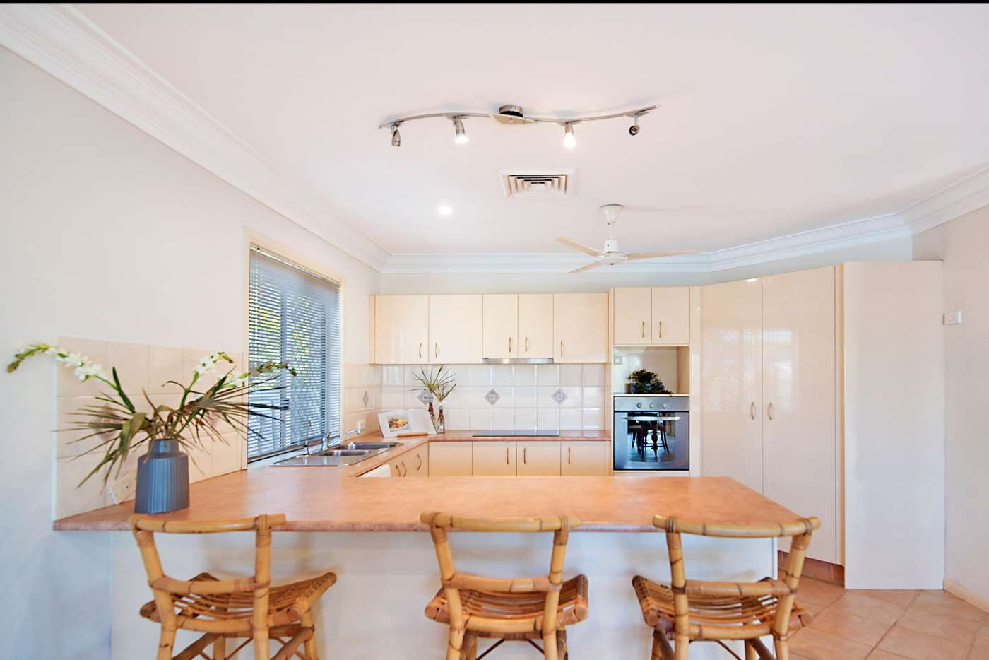 Sixth view of Homely house listing, 1 Conifer Crescent, Broadbeach Waters QLD 4218
