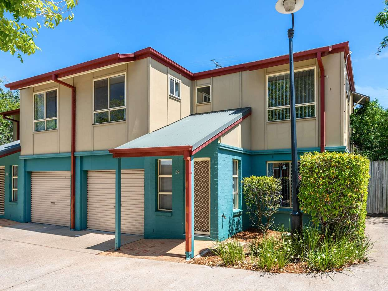 Main view of Homely townhouse listing, 39/11 Oakmont Avenue, Oxley, QLD 4075