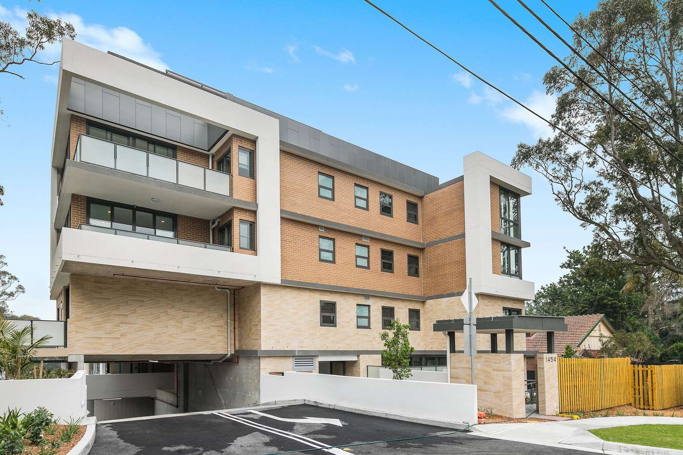 Main view of Homely apartment listing, 203/1454 Pacific Highway, Turramurra, NSW 2074