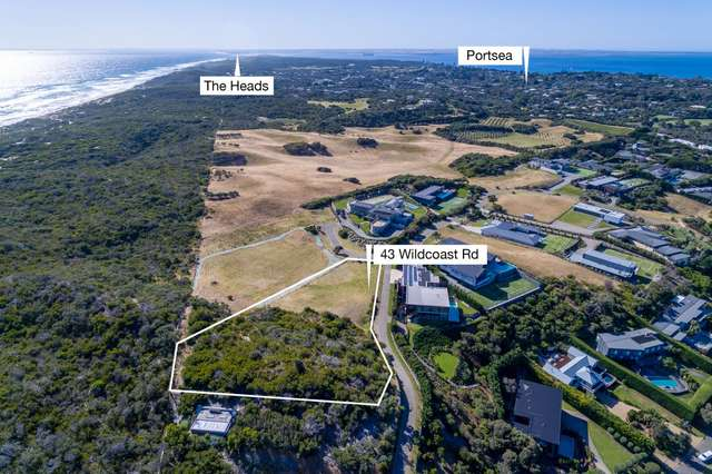 43 Wildcoast Road, Portsea VIC 3944