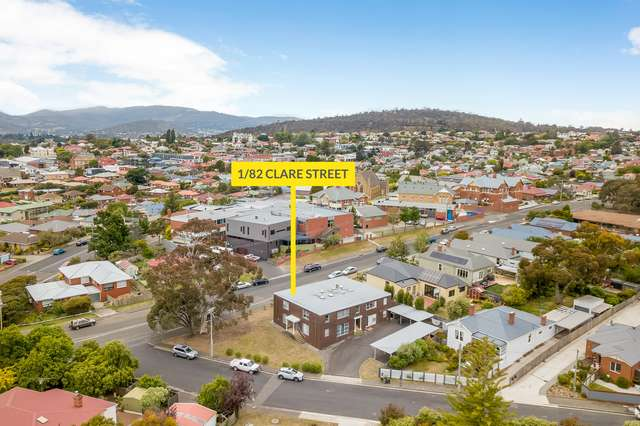 1/82 Clare Street, New Town TAS 7008