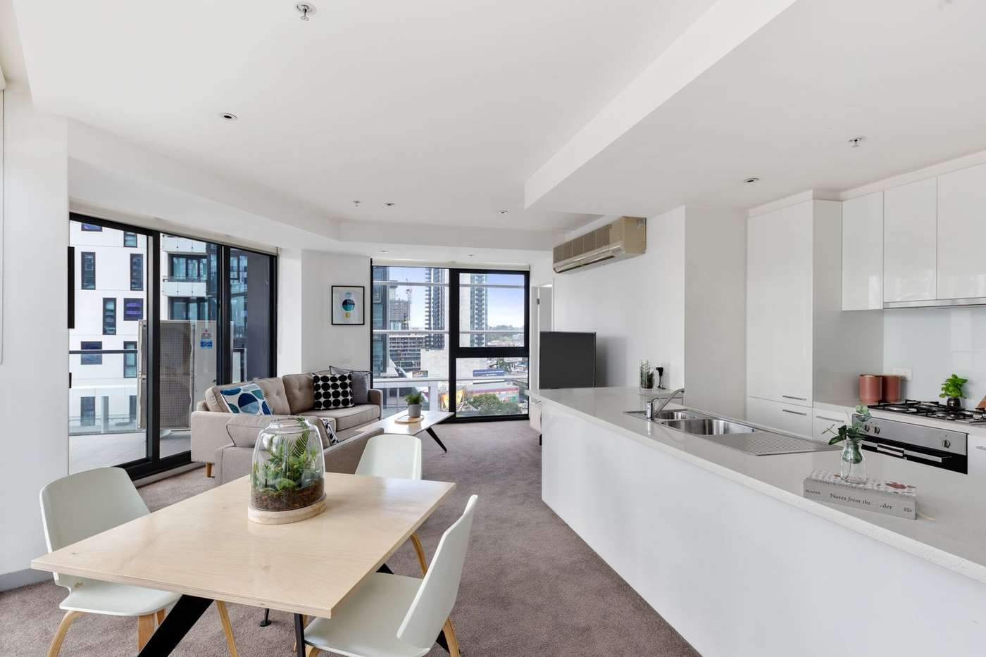 Main view of Homely apartment listing, 1205/283 City Road, Southbank, VIC 3006