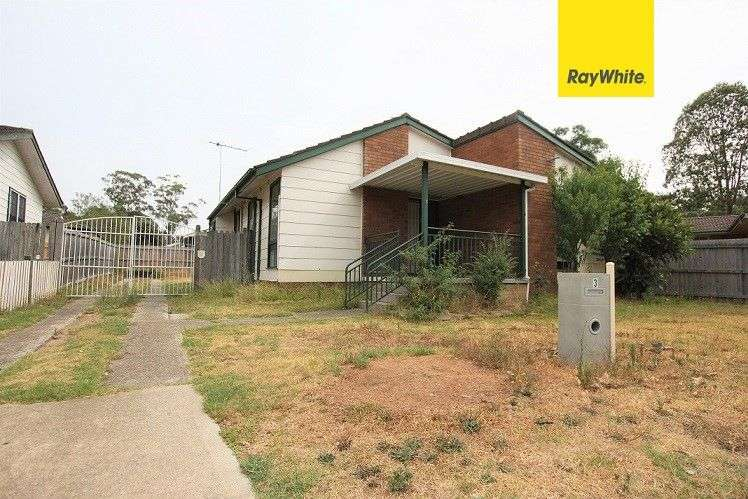 Main view of Homely house listing, 3 Falkiner Way, Airds, NSW 2560