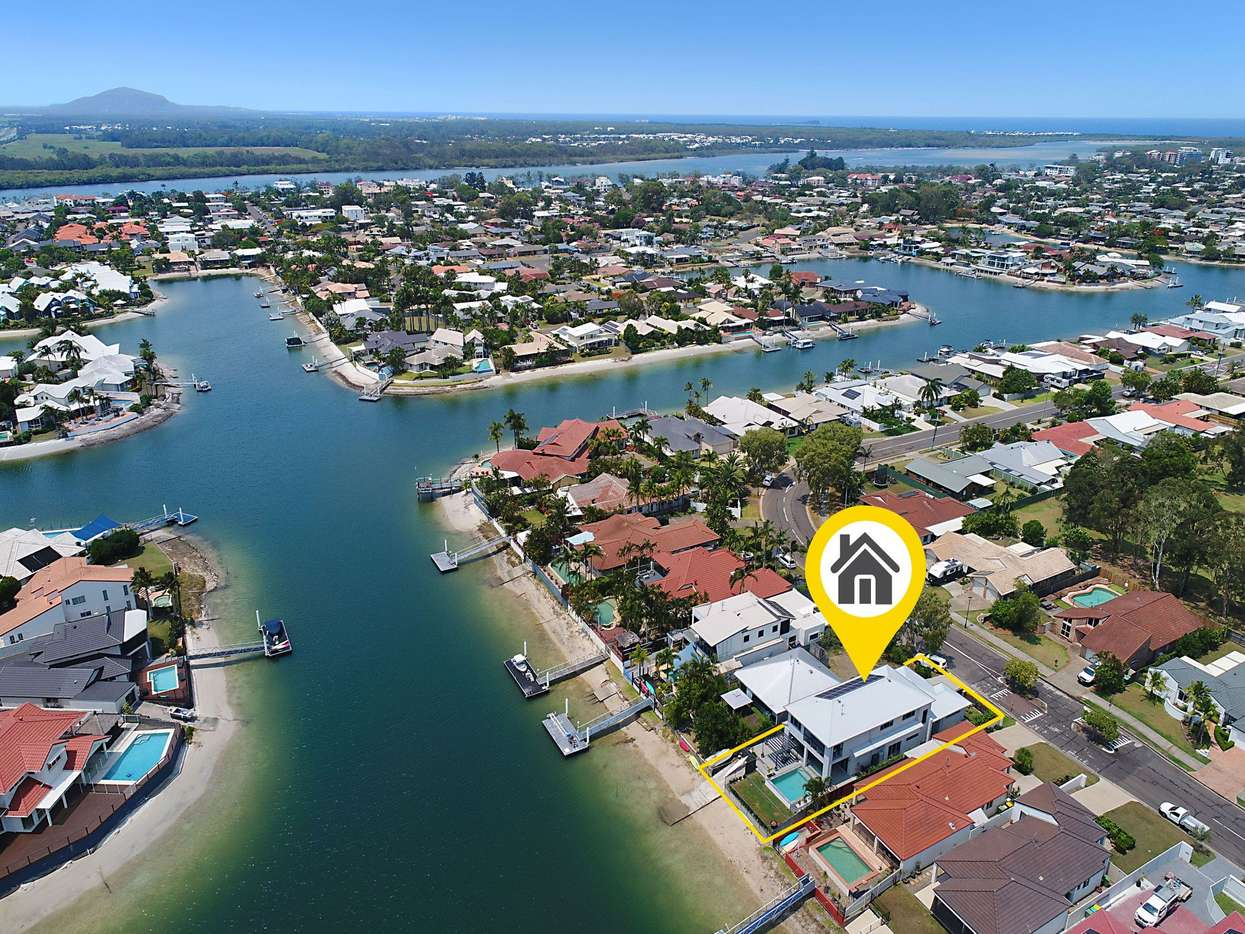 Main view of Homely house listing, 126 Tepequar Drive, Maroochydore, QLD 4558