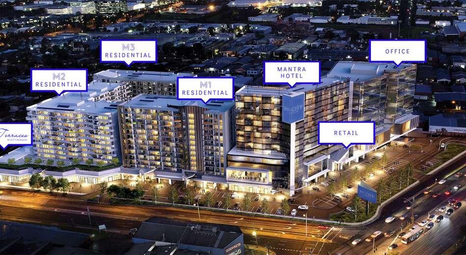 M-City 2107- 2125B Dandenong Road