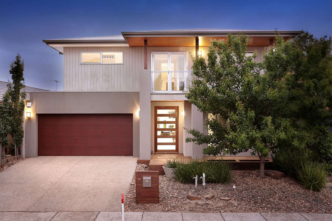 Main view of Homely house listing, 32 Pedder Street, Manor Lakes, VIC 3024
