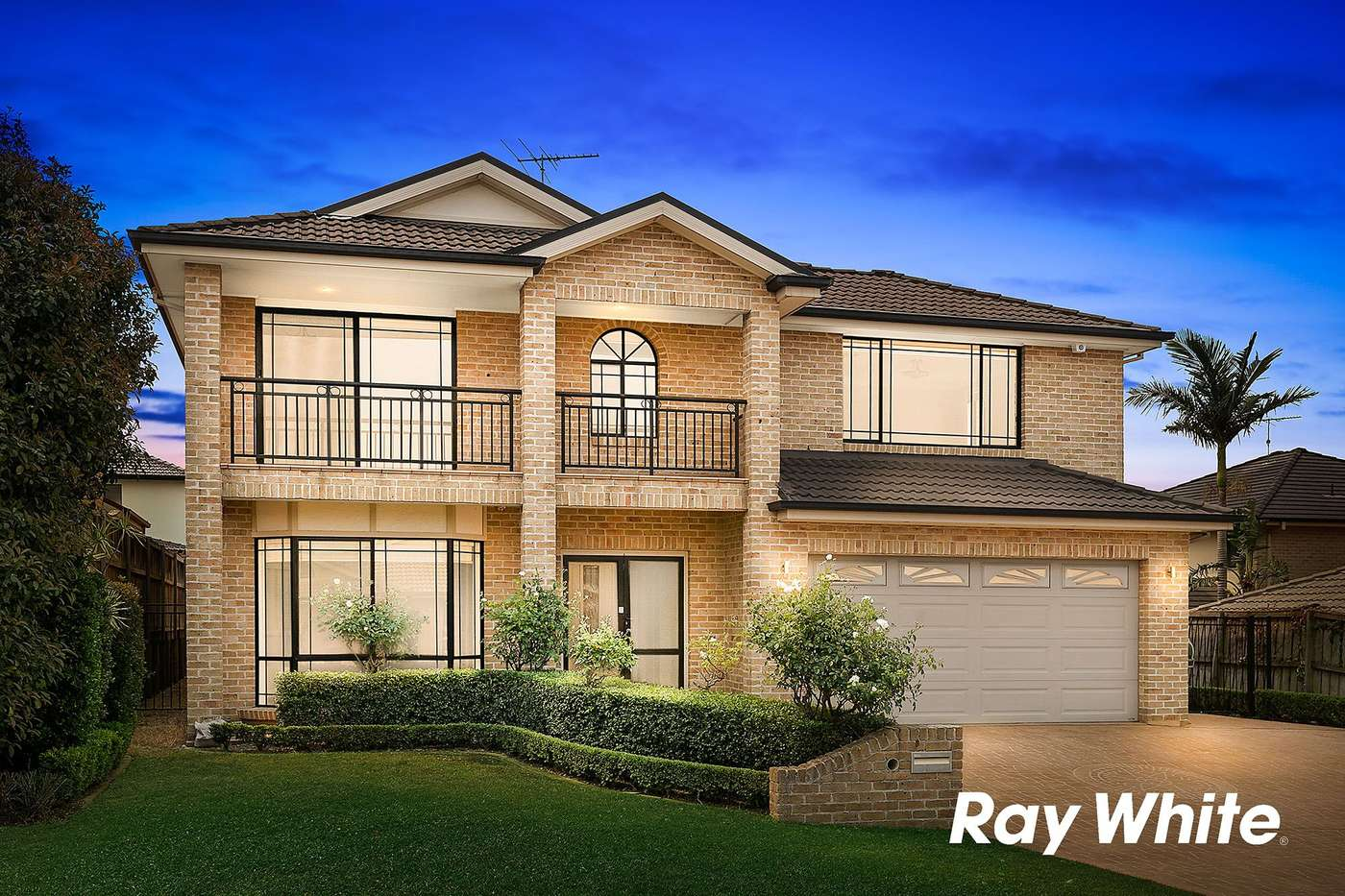 Main view of Homely house listing, 3 Lucette Place, Castle Hill, NSW 2154