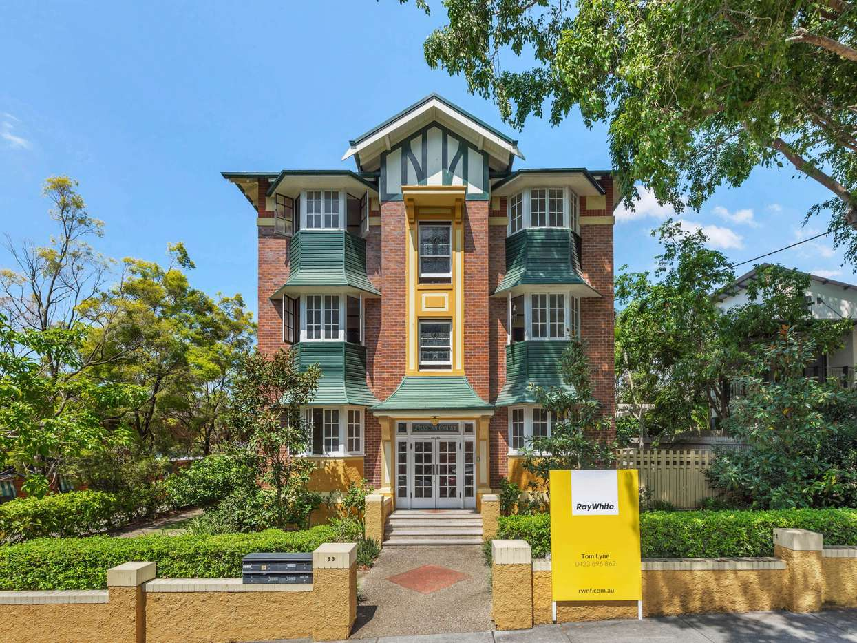 Main view of Homely apartment listing, 1/38 Elystan Road, New Farm, QLD 4005