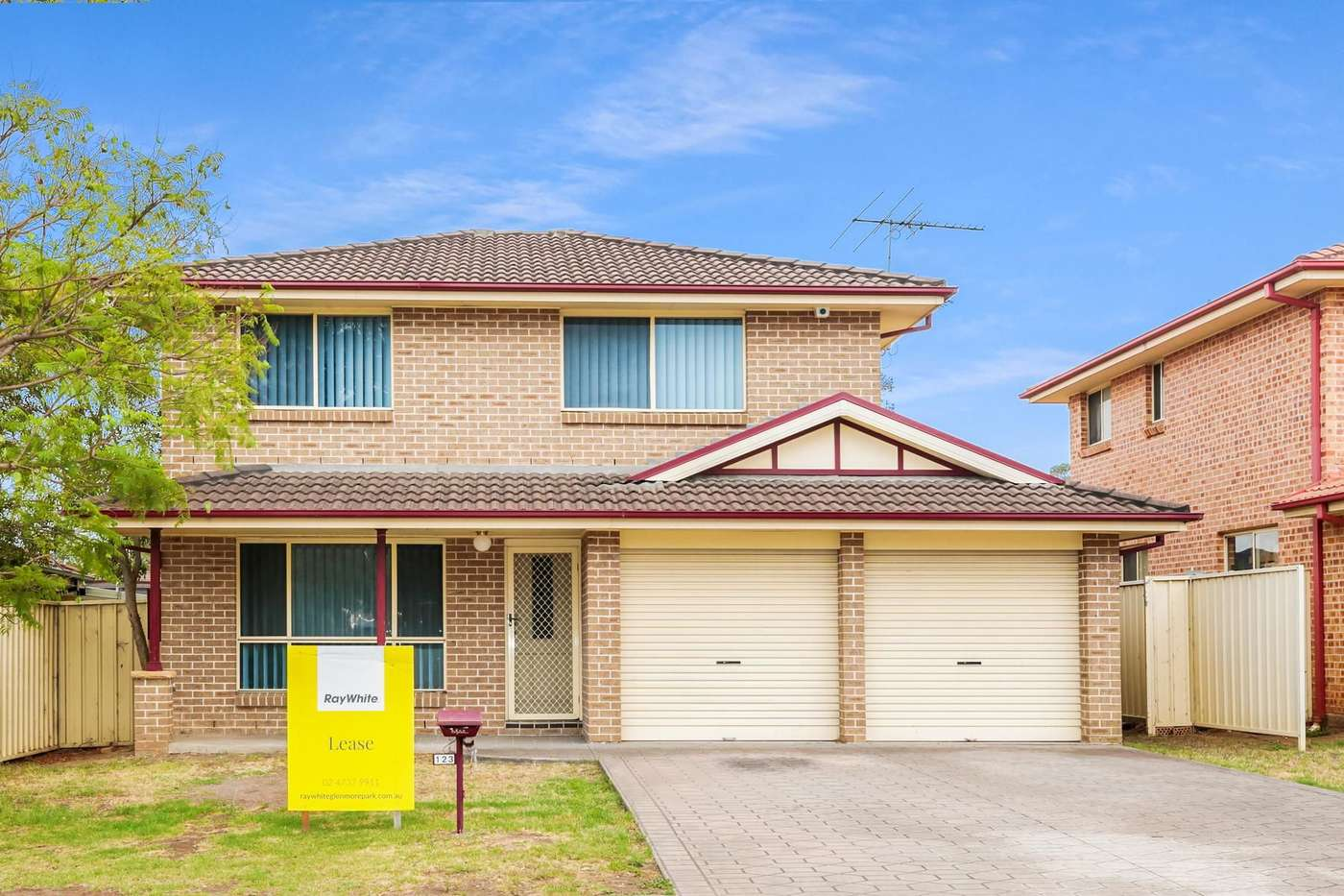 Main view of Homely house listing, 123 The Lakes Drive, Glenmore Park, NSW 2745