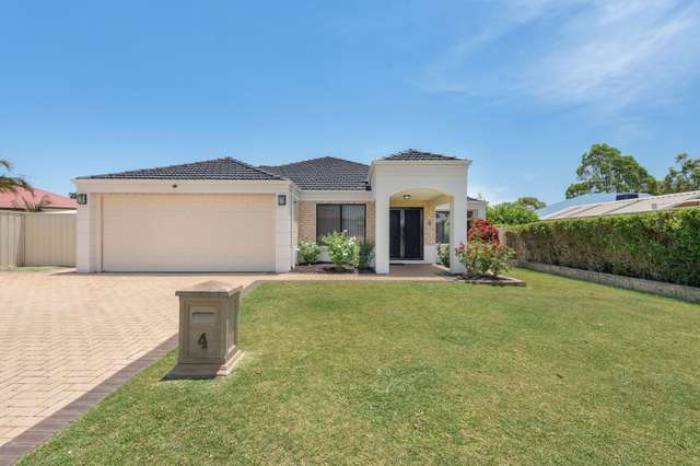 4 Clarafield Meander, Tapping WA 6065