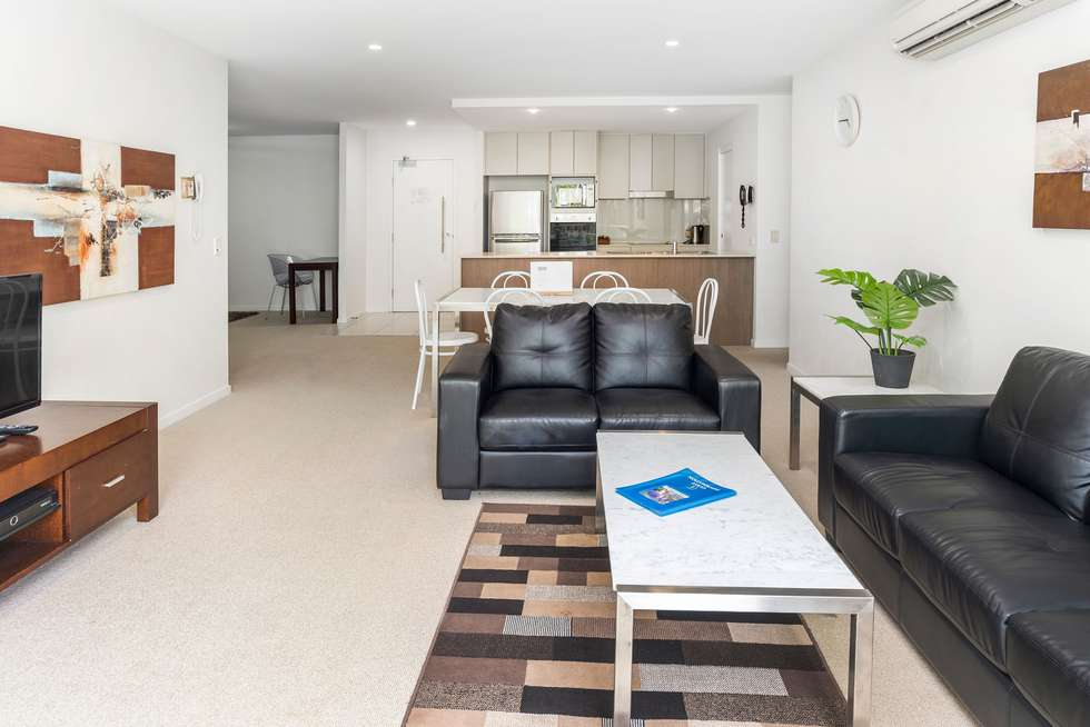 Second view of Homely apartment listing, 1217/2 Activa Way, Hope Island QLD 4212