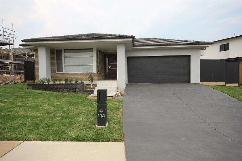 Main view of Homely house listing, 114 Poulton Terrace, Campbelltown, NSW 2560