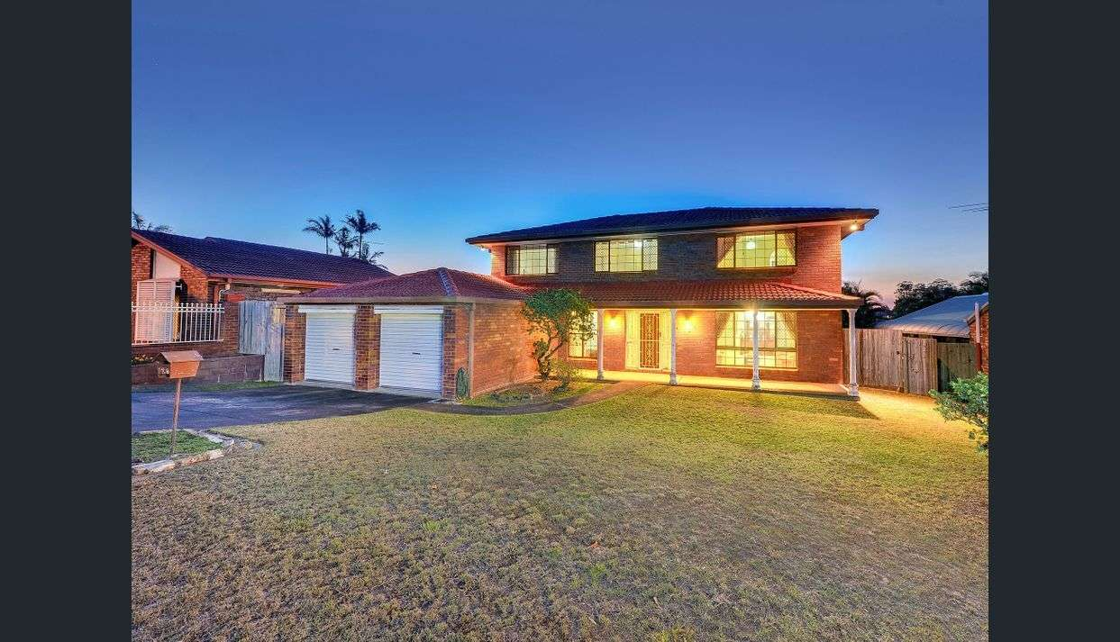 Main view of Homely house listing, 128 Borella Road, Sunnybank Hills, QLD 4109