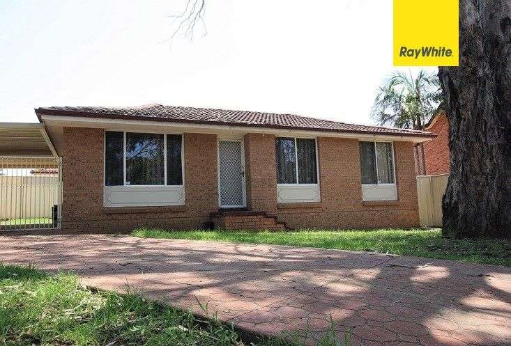 Main view of Homely house listing, 15B Geranium Avenue, Macquarie Fields, NSW 2564