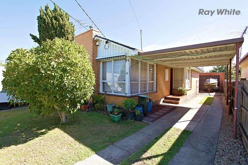Main view of Homely house listing, 10 Crown Street, Laverton, VIC 3028