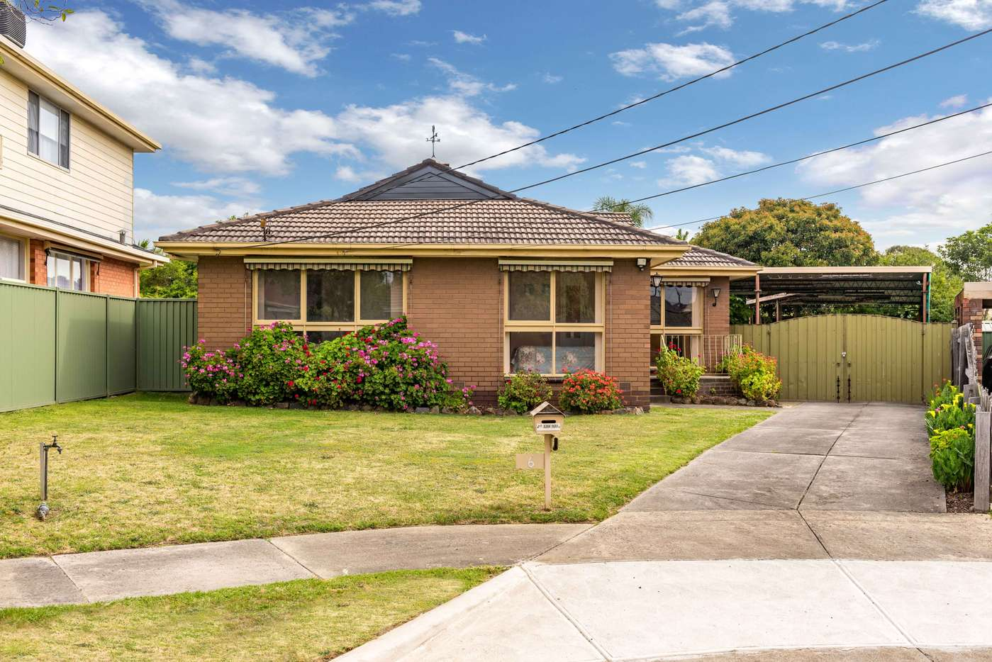 Main view of Homely house listing, 6 Gyra Court, Bundoora, VIC 3083