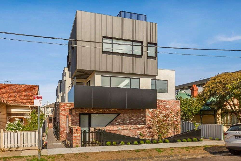 Main view of Homely townhouse listing, 4/6 Walker Street, Moonee Ponds, VIC 3039